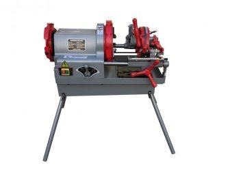 """Electric Pipe Threader Machine (1/2""""-3/4"""", 1""""-2"""", 2 1/2""""-4"""") Cutter BSPT (220V) (P100)"""