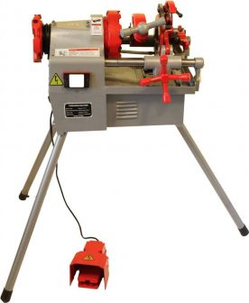 "Electric Pipe Threader Machine (1/2""-3/4"",1""-2"") (P50B)"
