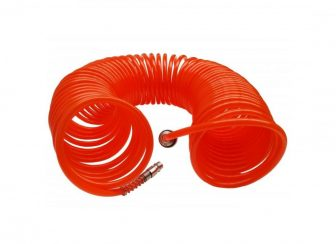AIR HOSE, 5m PE, 6X8MM, EU-Type (PU001-5)