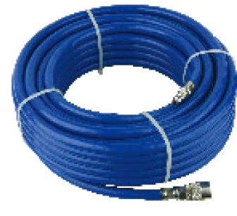 Air Hose 8X14MM 10m, EU-Type, PVC (PU007-00)