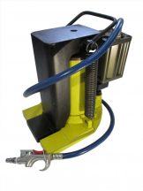 Hydraulic Toe Jack wit Air Driven Pump (20 tons)
