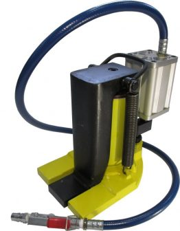 Hydraulic Toe Jack wit Air Driven Pump (5 tons) (QD-5Q)