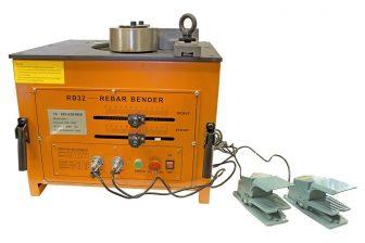 Electro-hydraulic Rebar Bending Machine 220V / 3.0kW ( 6 - 32 mm ) (RB-32)