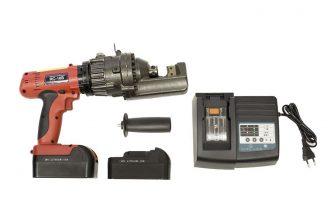 Battery Powered Cordless Electro-hydraulic Rebar Cutter (16mm) 18V NI-MH (RC-16B)