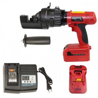 Battery Powered Cordless Electro-hydraulic Rebar Cutter (20mm) 18V Li-ion (RC-20B)