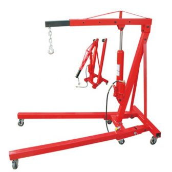 Engine Shop Crane 2 Ton with Air Driven Pump (SC2A)