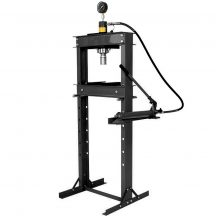 20 Ton Shop Press with Pressure Gauge (SP20-1)