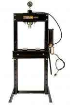 30 Ton Shop Press with Air Hydraulic Pump (SP30A)