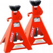 Jack Stands 490-750mm, 12T (2pcs) (VERKE V80095)
