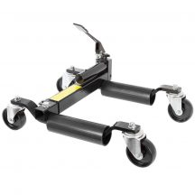 """1 pair 680kg Wheel Dolly Lift Moving Vehicle Positioning Car, Hydraulic 30cm (12""""), (VPJ12-H)"""