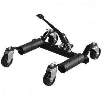 "570kg Wheel Dolly Lift Moving Vehicle Positioning Car, Mechanical 30cm (12""), (VPJ12-M)"