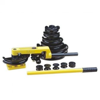 """Manual Pipe Bender (3/8"""" - 1"""", 10-25 mm) with Box (W-25S)"""