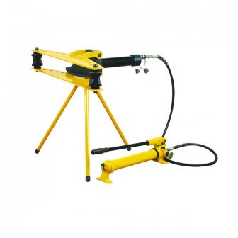 """Hydraulic Pipe Bender with Separable Pump (1/2"""" - 2"""", 21,3-60 mm)"""