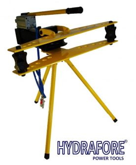 """Compressed Air Driven Hydraulic Pipe Bender (1/2"""" - 2"""" 21,3-60 mm)"""