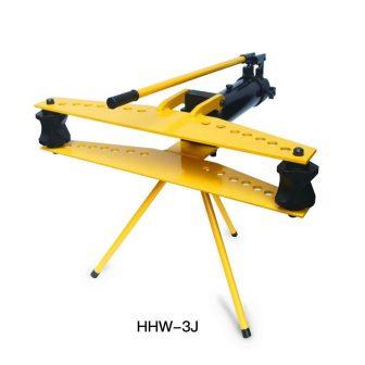 "Hydraulic Pipe Bender (1/2"" - 3"" 21,3-88,5 mm) (W-3J)"