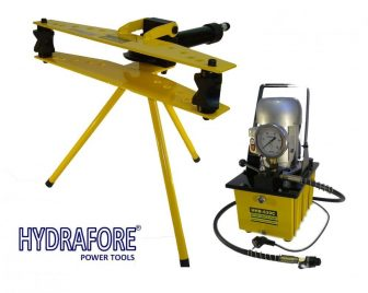 """Electro-Hydraulic Pipe Bender (1/2"""" - 4"""", 21,3 - 108 mm) (W-4D)"""