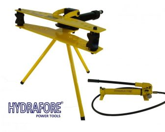 """Hydraulic Pipe Bender with Separable Pump (1/2"""" - 4"""", 21,3 - 108 mm) (W-4F)"""