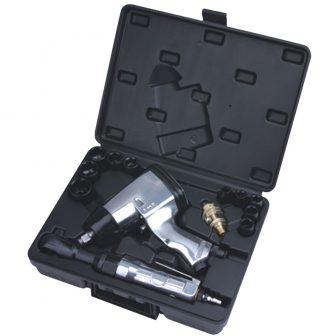 Air Tool Combo Kit, 17pcs (WF-001)