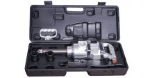 "Air Impact Wrench, Extended Anvil (1""; 2180Nm) (WF-030KIT)"