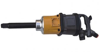 """Air Impact Wrench, Extended Anvil, Pinless Hammer (1""""; 2980Nm) (WF-032C)"""