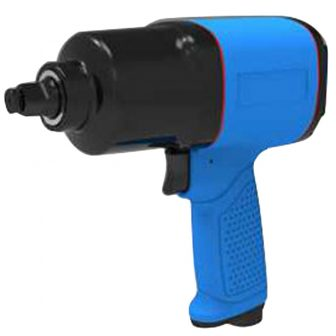 "Mini Air Impact Wrench, Twin Hammer (1/2""; 400Nm) (WFI-4070)"