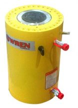 Double Acting High Tonnage Cylinder - WREN HYDRAULIC