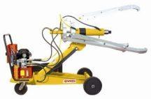 Automatic Rolling Hydraulic Puller - WREN HYDRAULIC