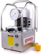 Super High Pressure Electric Driven Pump for Hydraulic Bolt Tensioners - WREN HYDRAULIC