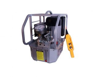 Electric Driven Pump for Hydraulic Torque Wrenches - WREN HYDRAULIC