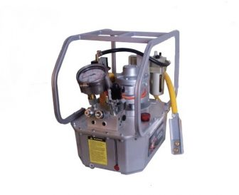 Compressed Air Driven Pump for Hydraulic Torque Wrenches - WREN HYDRAULIC (WREN-KLWN)