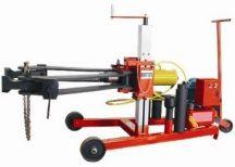 Rolling Hydraulic Puller - WREN HYDRAULIC
