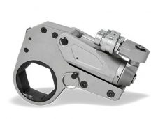 Low profile Hydraulic Torque Wrench - WREN HYDRAULIC