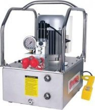 Electric Driven Pumps for Hydraulic Cylinders - WREN HYDRAULIC