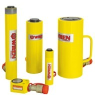 Single Acting General Purpose Cylinders - WREN HYDRAULIC