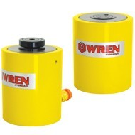 Single Acting High Tonnage Cylinder - WREN HYDRAULIC