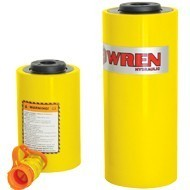Single Acting Hollow Ram Cylinder Cylinder - WREN HYDRAULIC