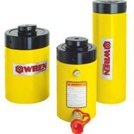 Single Acting Lock Nut Cylinder - WREN HYDRAULIC (WREN-SLN)