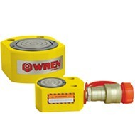 Single Acting Low Height Cylinder - WREN HYDRAULIC