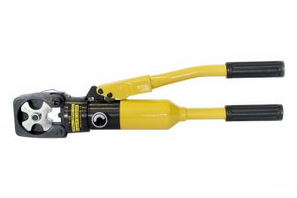 Hydraulic Hand Crimper with Automatic Relief Valve (14 - 150 mm2)