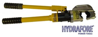 Hydraulic Hand Crimper with Automatic Relief Valve (50 - 400 mm2) (Y-400B)