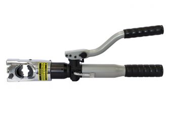 Hydraulic Hand Crimper with Automatic Relief Valve (50 - 400 mm2) (Y-400U)
