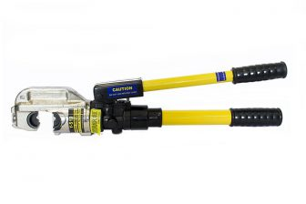 Hydraulic Hand Crimper with Automatic Relief Valve (50 - 400 mm2) (Y-510)