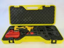 Battery powered Crimper for Stainless steel pipes / Pipe fittings DN15 - DN32