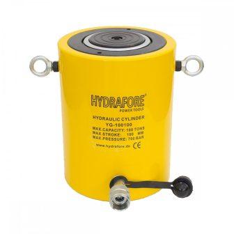 Single Acting Cylinder (100 ton - 100 mm) (YG-100100)
