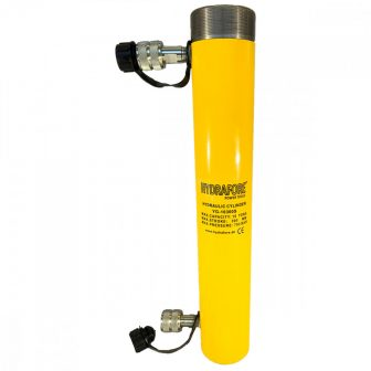 Double-acting Hydraulic Cylinder with collar threads (10 T - 300 mm) (YG-10300SCT)