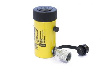 Single-acting Cylinder with Lock nut (10T - 50 mm) (YG-1050LS)