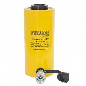 Single-acting Hollow Ram Cylinder (20 T - 100 mm) (YG-20100K)