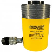 Single-acting Hollow Ram Cylinder with collar threads (20 T - 50 mm) (YG-2050KCT)
