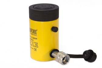 Single-acting Cylinder with Lock nut  (20T - 50 mm)