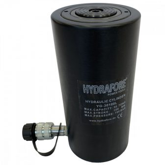 Single Acting Aluminum Cylinder (30 T - 100 mm)